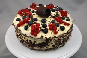 nagerecht - Red velvetcake